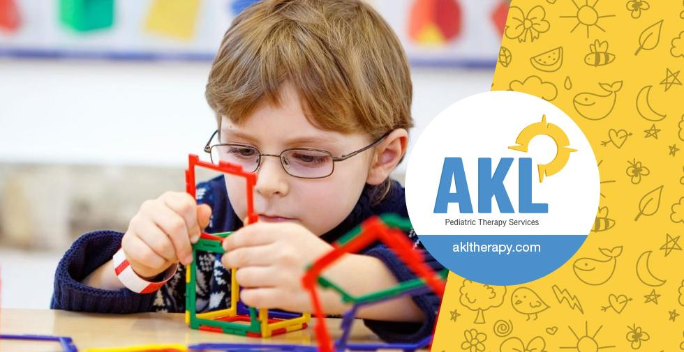 Occupational therapy for autistic children